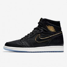 on sale e7a9d eb834 The Nike Air Jordan 1 Retro High OG Makes a Frosty Finish