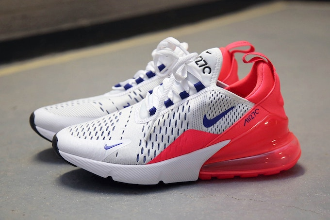 brand new 2d9f4 84773 Nike Air Max 270 Ultramarine