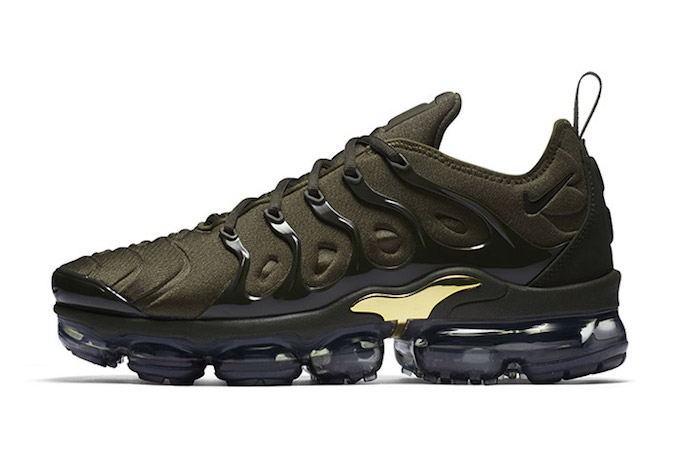 abff4780207 The NIKE AIR VAPORMAX PLUS CARGO KHAKI is yet to be given an official release  date but until then