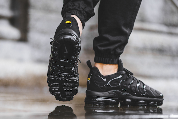 Nike Air VaporMax Plus: On Foot Shots by BSTN The Drop Date