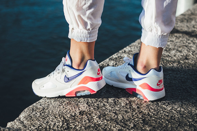 e0fb3e3b62a4 A Closer Look at the Nike Air Max 180 Ultramarine - The Drop Date