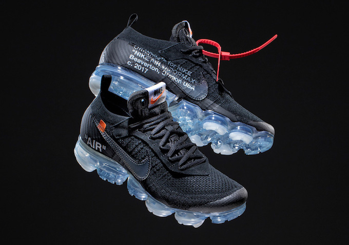 A Closer Look at the OFF-WHITE x Nike Air VaporMax - The Drop Date