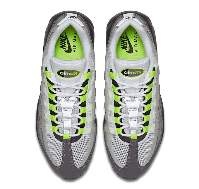 buy popular ce621 6e90b Will The Nike Air Max 95 Neon Return On Air Max Day 2018? - The Drop ...