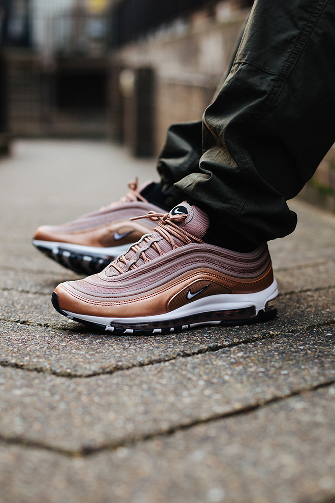 Nike Air Max 97 Desert Dust | Notre Dame College