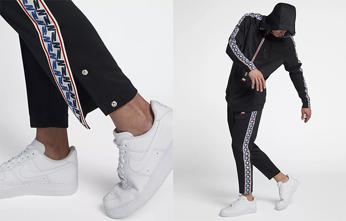 Step Up Your Tracksuit Game With The New Nike Sportswear