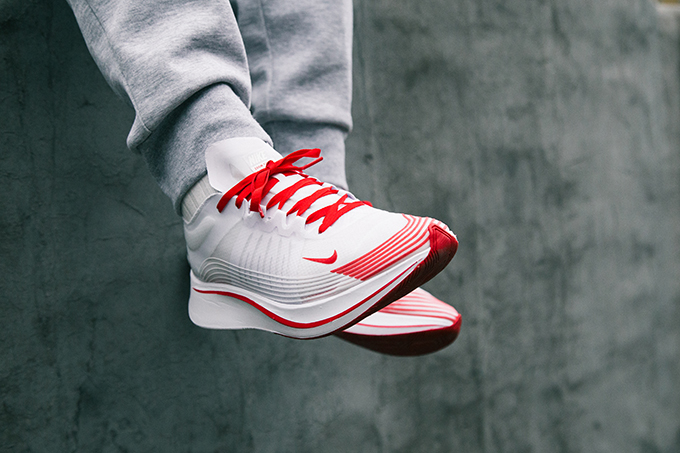 b8b45c1fcbdf Nike Zoom Fly SP Tokyo  On-Foot Shots - The Drop Date