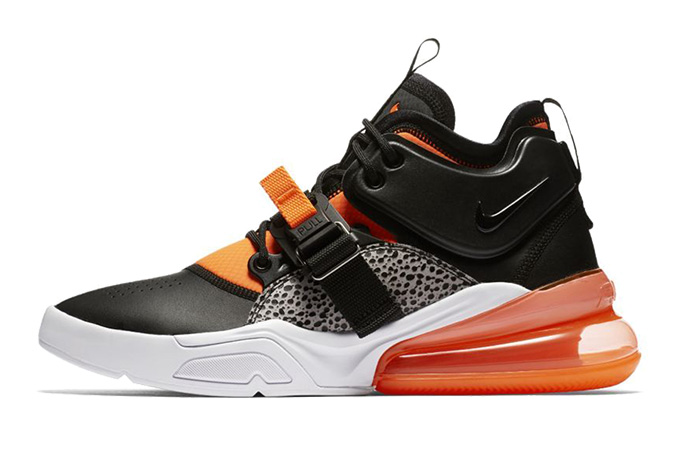 New Tech, Classic Style: Welcome to the Nike Air Force 270