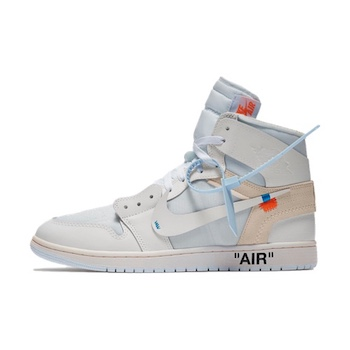 c4f88027d533b6 Nike x Off White Air Jordan 1 - White - 3 MAR 2018 - The Drop Date