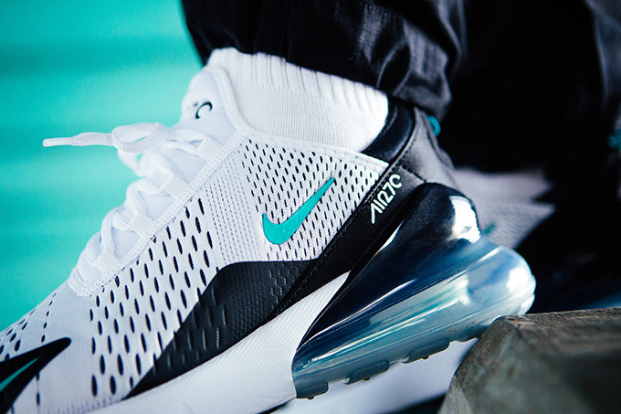 factory authentic e9d9f f5ce7 Nike Air Max 270 Dusty Cactus: On-Foot Shots - The Drop Date