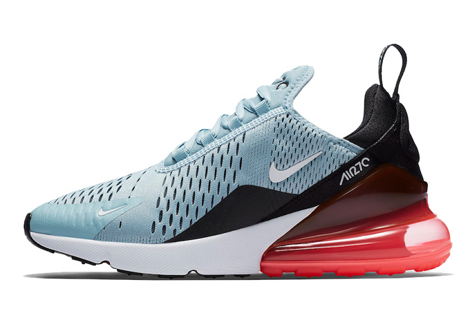 The Nike Air Max 270 Looks Outstanding in Ocean Bliss and