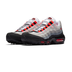 27ec26b5ac0b Things are Heating up with the Rumoured Return of the Nike Air Max 95 Solar  Red