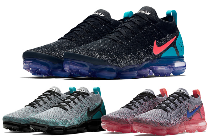 new product 8e90a c22f6 VaporMax Reloaded: Prepare for the new Nike Air VaporMax ...