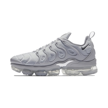 682ef91a42 Nike Air Vapormax Plus - Wolf Grey - AVAILABLE NOW - The Drop Date