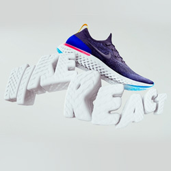 buy popular 226af 414c9 Available Now  the Revolutionary new Nike Epic React Flyknit - The Drop Date