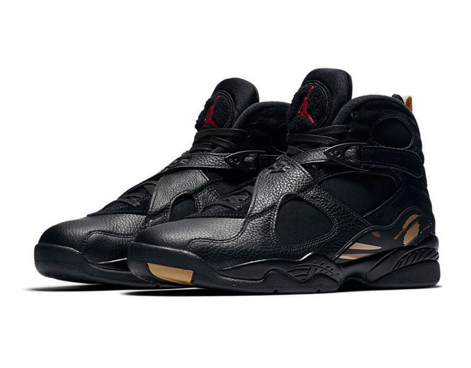 b7d0b3a5871a Gold and Bold  the Nike x OVO Air Jordan VIII Drops This Week - The ...