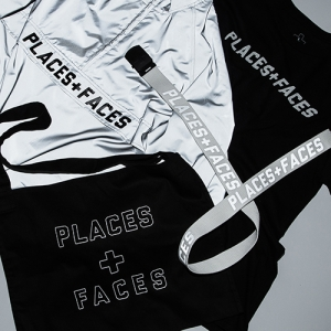 PLACES+FACES REFLECTIVE PACK