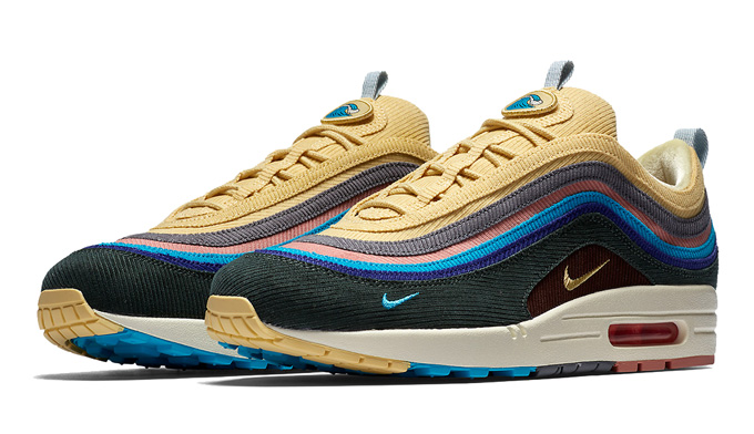 9ee6f030d6b7da The Sean Wotherspoon x Nike Air Max 1 97 VF SW Has Landed - The Drop ...