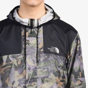 Get lost: THE NORTH FACE 1985 MOUNTAIN JACKET gets stealthy with an allover camo print, and it's available now. Click the thumbnail to shop.