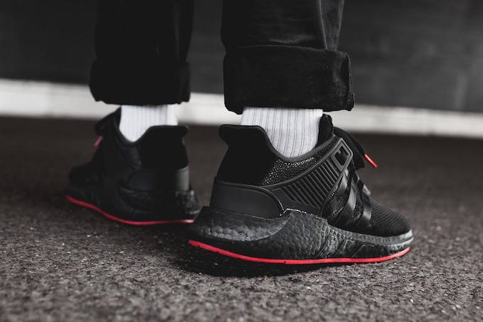 The adidas EQT Support 93/17 Rolls Out