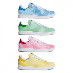 adidas OriginalsPHARRELL WILLIAMS HU HOLI STAN SMITH - Trainers - pink WKD2ic6