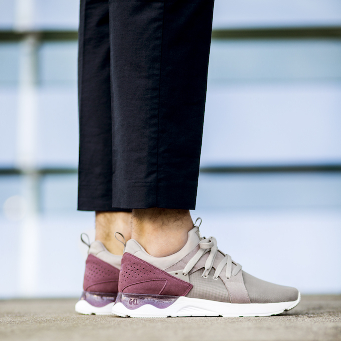 A Closer Look at the ASICS Tiger Gel-Lyte V Sanze - The Drop ...