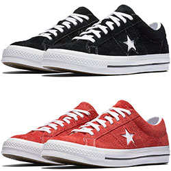10a8229c1d7c Take Your Pick  Converse One Star Premium Suede