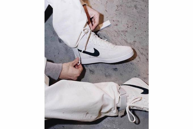 ccf3fef427e The reimagined NIKE AIR MONARCH and new styles seen at NYFW are yet to be  given official release announcements but we ll update the information as it  comes.