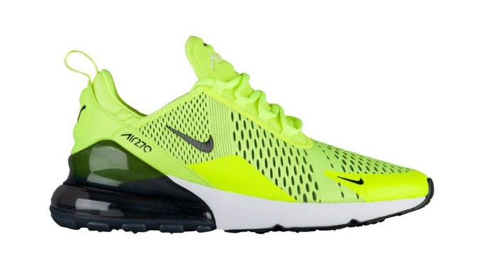 Glow Up with the Nike Air Max 270 Volt