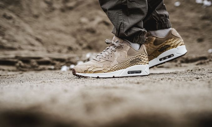 misericordia borde Ocho  A Closer Look at the Nike Air Max Exotic Skins Pack - The Drop Date