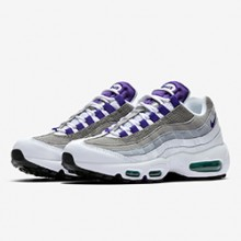 dac145feb4df Coming This April  The Mouthwatering Nike Air Max 95 Grape Returns