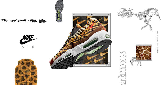 Nike x Atmos Air Max Day 2018 Beast Pack