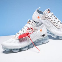 169f80557e79 The Off-White x Nike Air VaporMax Goes All-White. February 19th ...