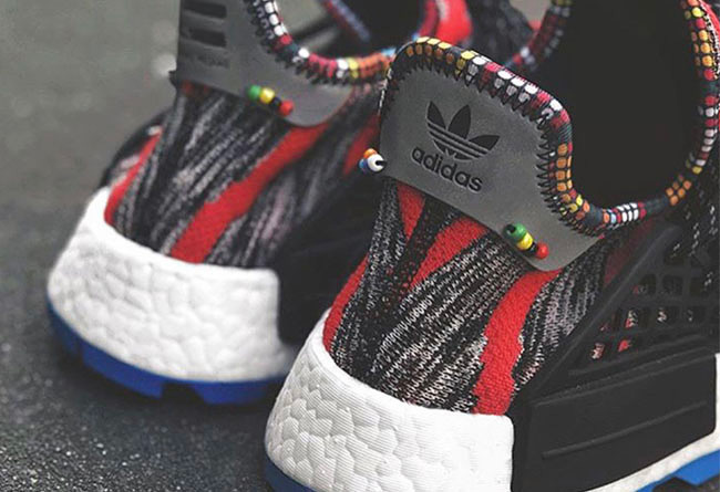 228ab2ff1f13 adidas Originals x Pharrell Williams NMD Hu Afro Pack. adidas Originals  latest releases banner. Images  presentedby.