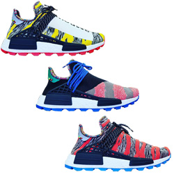 a99dde0eef54 Check These New Images of the adidas Originals x Pharrell Williams NMD Hu Afro  Pack - The Drop Date