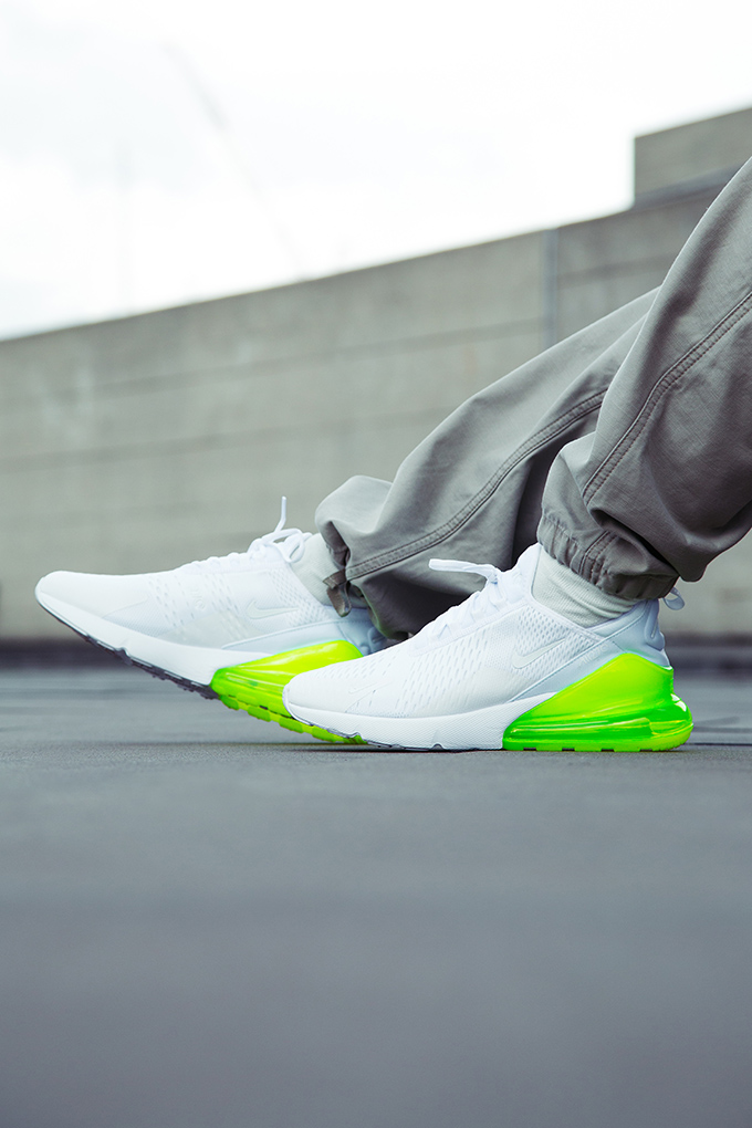 Launching on Air Max Day  The Nike Air Max 270 White Pack - The Drop ... 511ab03da