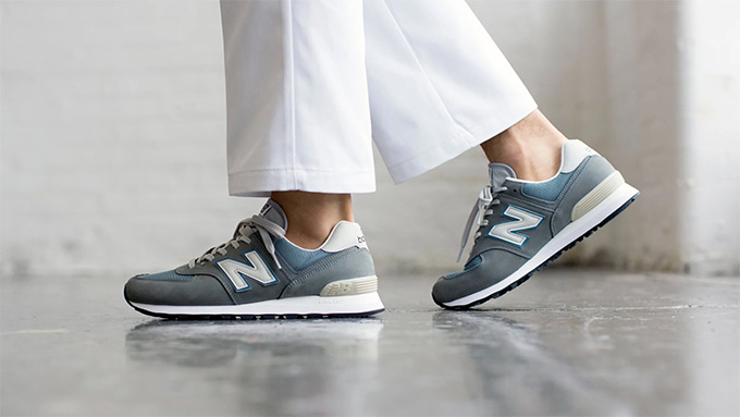newest collection 49e6d a61d3 New Balance 574 OG 'Grey Day' - The Drop Date