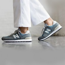 743ac83b536be Celebrate the Grey Days with the Iconic New Balance 574 OG