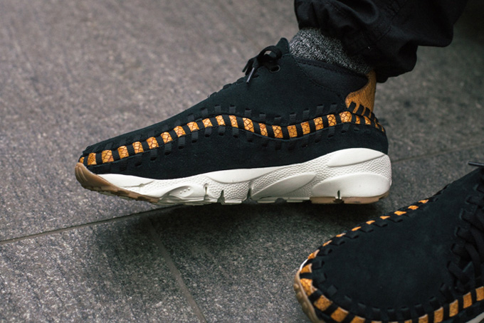 Premium Foot Nike Footscape Shots On Chukka Date Drop Woven Air The SZBPI