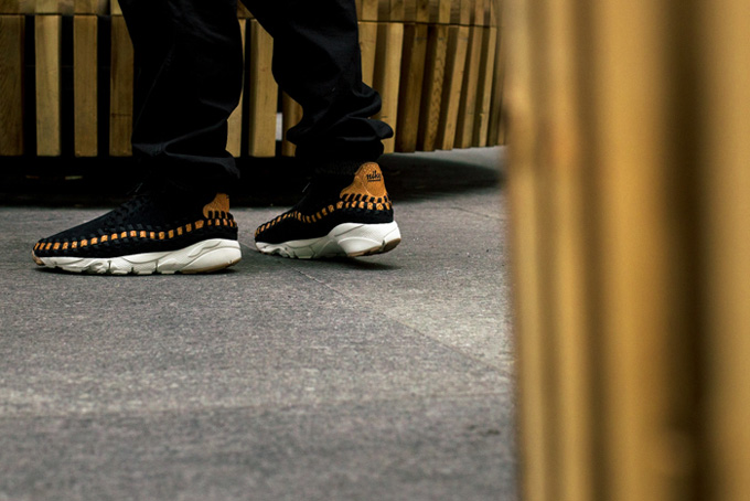 Nike Air Footscape Woven Chukka Premium  On-Foot Shots - The Drop Date 0aa6a4adf