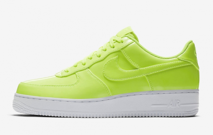 Nike Expands the Air Force 1 Family with Patent Leather
