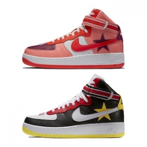Nike Air Force 1 High X Rt Victorious Minotaurs Sunblush