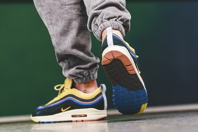Nike Air Max 1 97 Sw On Foot Shots The Drop Date