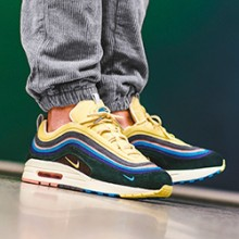 9d0f1d7550a57 Nike Air Max 1/97 SW: On-Foot Shots By BSTN