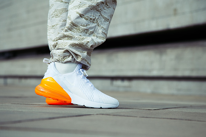 air max 270 white pack (total orange)