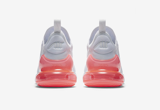 The Nike Air Max 270 White Pack Launches On Air Max Day The Drop
