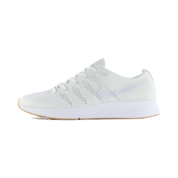 timeless design 2f4d5 3b008 Nike Flyknit Trainer -WHITE GUM - AVAILABLE NOW - The Drop Date