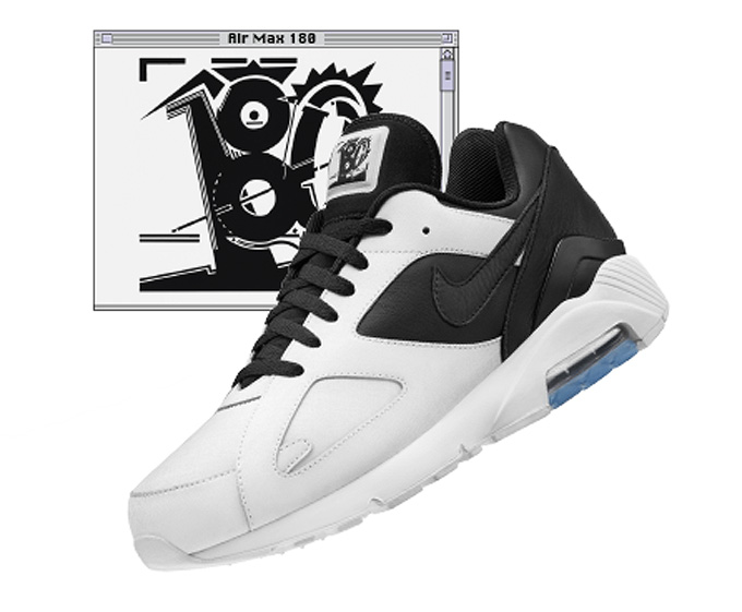 online store 4fa7d 24b0e The NIKE AIR MAX 180 is AVAILABLE NOW: click the banner below to check the  latest NIKEiD options.