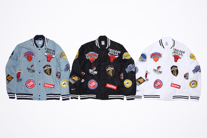 Supreme And Nike Team Up To Release A