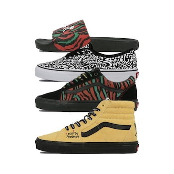 d6b4b19febdc VANS x A TRIBE CALLED QUEST COLLECTION - AVAILABLE NOW - The Drop Date