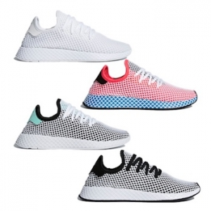 7a7f9c7803f8 adidas Deerupt Runner - Solar Red - AVAILABLE NOW - The Drop Date